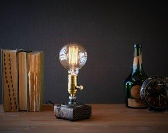 Edison lamp | Etsy