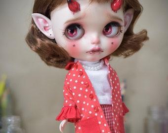 B#041 Blythe Custom Doll  OOAK