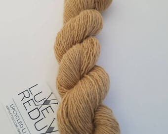 Recycled Camel Hair Yarn - Lace Weight