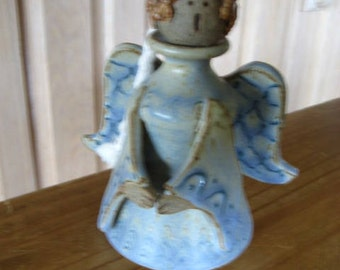 Clay Angel Decorator Bottle
