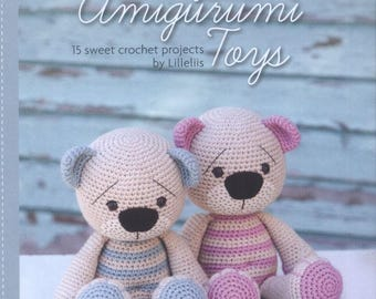 Magical Amigurumi Toys - PDF ebook - Crochet ebook - instant download