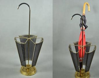 Large vintage umbrella stand | West Germany | 60s