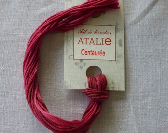 Embroidery FLOSS stranded cornflower colour ATALIE