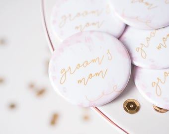 Bridal Party, Groom's Mom, Bride Tribe, Flare Button, Bachelorette Party, Wedding Shower, Bar Crawl, Party Bus, Wedding Flare