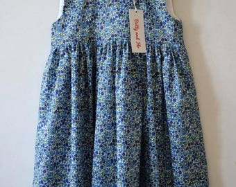 Tea Dress in a Liberty Print Made to Order