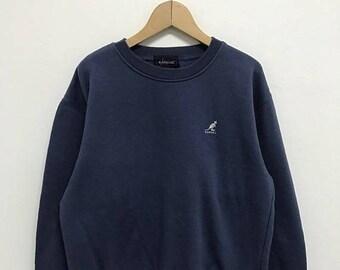 20% OFF Vintage Kangol Embroidery Logo Sweatshirt/Kangol Sweater Spell Out/Kangol Sport