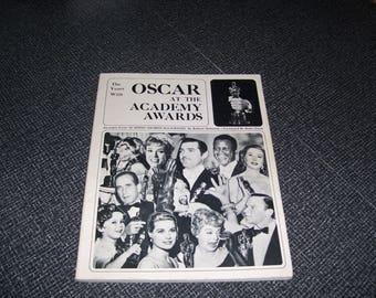 The Years with Oscar at the Academy Awards by Robert Osborne Pb 1974 Vintage