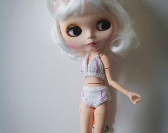 Vintage/swimsuit swimsuit for your doll/dolls Blythe, Pullip, Barbie
