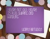 Birthday card - 'You&#3...
