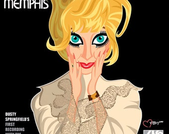 Dusty in Memphis Poster