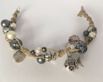 Beyond the Sea Bracelet