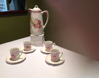 Vintage German Made Tea/Coffee Set