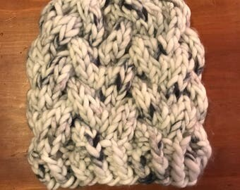 Speckled Patisserie Knit Hat