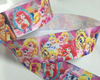 Princesses (by the yard) 25mm Ribbon