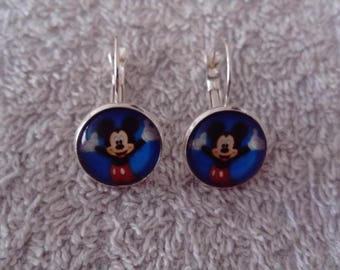 Mickey earring