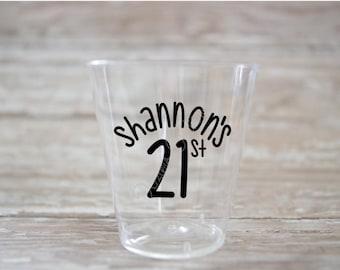 Diy Shot Glasses Etsy - Vinyl decals for shot glasses