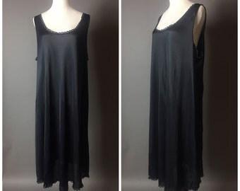 Vintage lingerie / vintage nightie / vintage nightgown / vintage negligee / vintage sleepwear / pajamas / pinup lingerie 8183