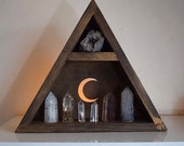 Moon Crystal Shelf