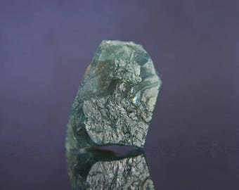 Grandidierite from Madagascar   Crystalline   Very Rare   16.1mm   1.11 gram