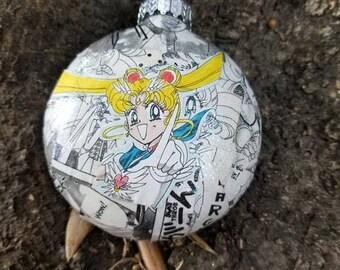 Sailor Moon manga Ornamet