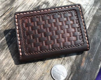 Front Pocket Card Wallet