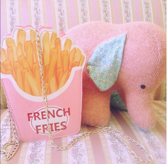 Frech Fries crossbody bag