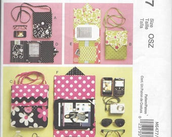 McCall's 6477 Fashion Accessories  pattern OOP