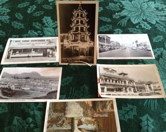Vintage Postcards Black and White | Vintage California Postcards