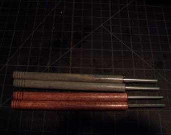 Extra Long Paper Bead Rollers / Quilling Tools