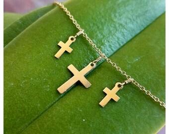 Triple Cross Choker