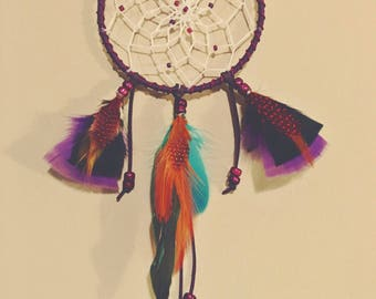 Custom Traditional Style Dreamcatcher