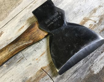 Vintage True Temper Hewing axe