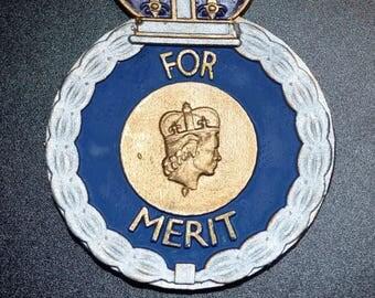 TRMN Dress Medal -A- Order of Merit
