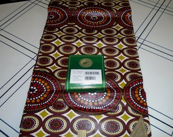 Wholesale African Java Wax Print Fabric