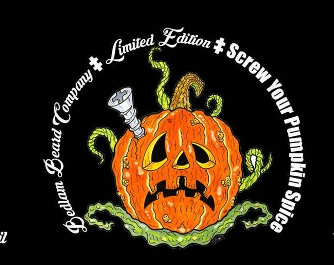 Screw Your Pumpkin Spice