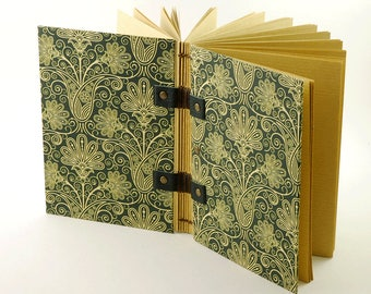 Très beau carnet de voyage original, format A6, cadeau de Noël pour aventuriers, journal, journal intime, carnet de notes, choix 3 coloris