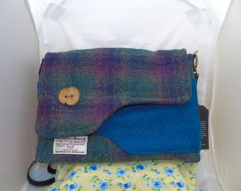 Harris Tweed Handbag/Shoulder Bag