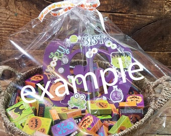 Gift Basket For Your Favorite 10in Pumpkin