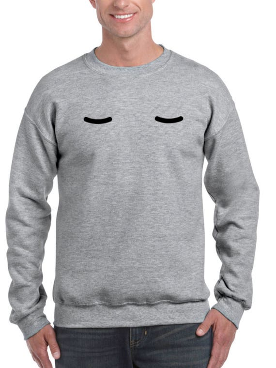 Men sweater SLEEPY EYES