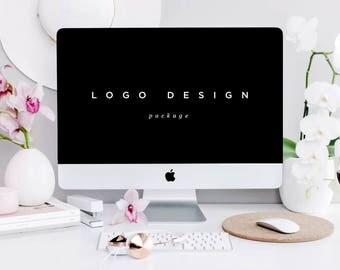 Custom Logo Design Package • Custom Branding • Custom Blog Logo • Custom Business Logo • Watermark
