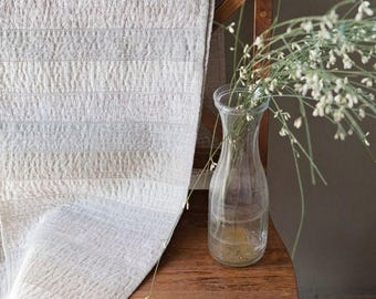 Quilted Table Runner, Grey Runner, Linen Table Runner, Table runner, Rustic Table Runner, Patchwork Runner, Rustic Decor