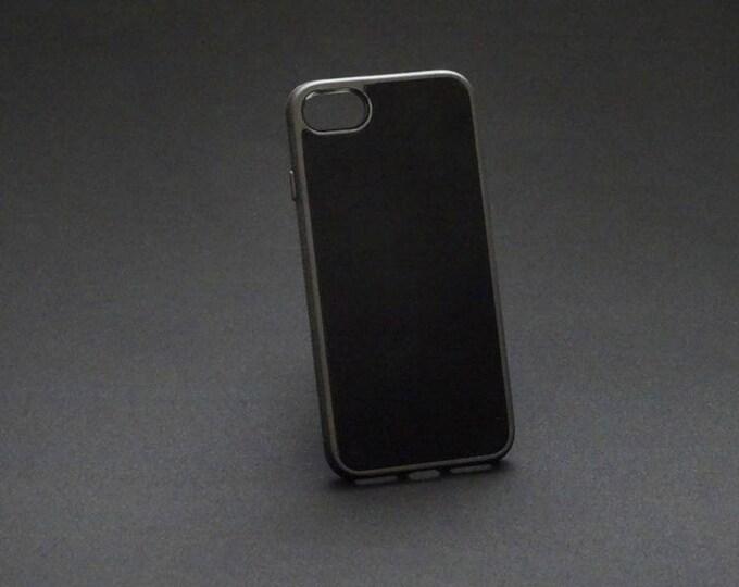 Apple iPhone 7 8 - Jimmy Case in Whiskey Tan - Kangaroo leather - Handmade - James Watson