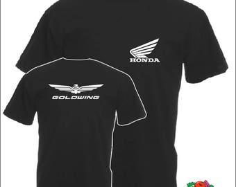 Honda Goldwing t-shirt chemise Gold Wing