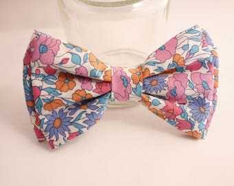 Bowtie liberty poppy and daisy