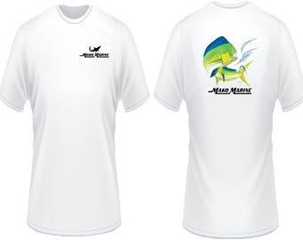 Mako Marine Dorado T-Shirt