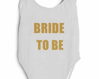 Bride to be swimsuit