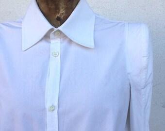 Original DSquared D2 white shirt. Size italian 42