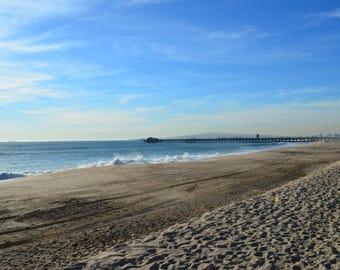 Clear Beach Blue