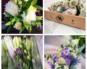 3 Month Floral Subscription - Fresh Flower Bouquets Through Your Letterbox