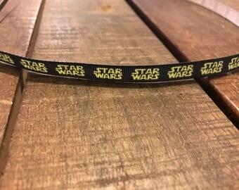 "3/8"" Star Wars Cat Collar"